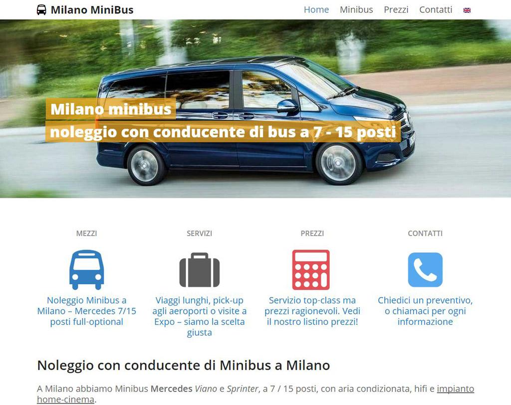 Milano Minibus.it